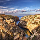 The Ghasri Valley, Gozo, Malta